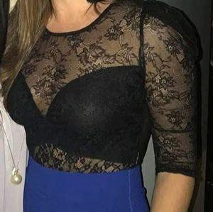 Bershka Lace bodysuit